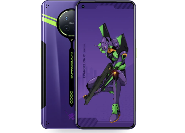 Oppo Ace 2 EVA Limited Edition smartphone launched