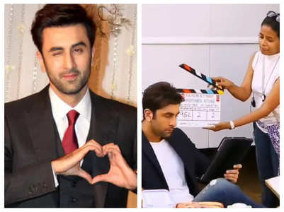 Video: When Ranbir was proposed on the sets