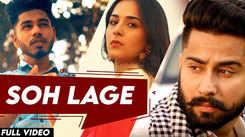 Punjabi Gana Video Song: Latest Punjabi Song 'Soh Lage' Sung by Nav Dolorain Featuring Varinder Brar