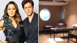 Shah Rukh Khan and Gauri Khan's office offered as a COVID-19 quarantine facility is lying unused