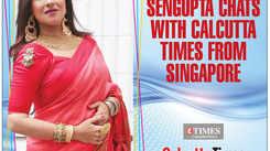 Rituparna Sengupta chats with CT from Singapore