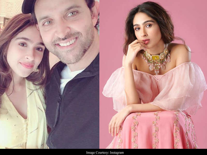Hrithik Roshan showers love on cousin Pashmina: Films or not, you are a STAR