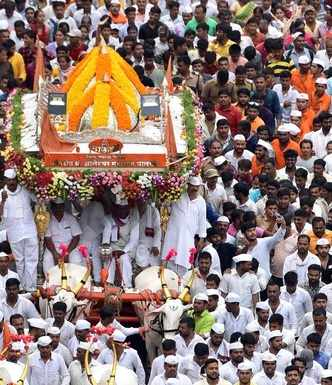 No Ashadhi Palkhi procession this year due to COVID-19