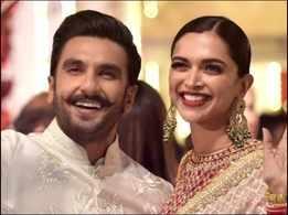 Deepika Padukone is a proud wife as her 'handsome' husband Ranveer Singh gets appreciated on their family Whatsapp group