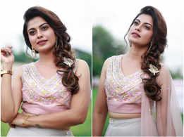 Anusree exudes elegance in her latest photo shoot