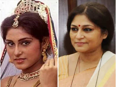 Roopa Ganguly on playing Draupadi