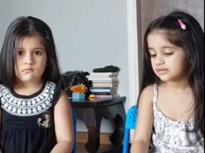 Karanvir's twins ace the Candy Challenge