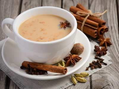 Add these two ingredients to your daily chai