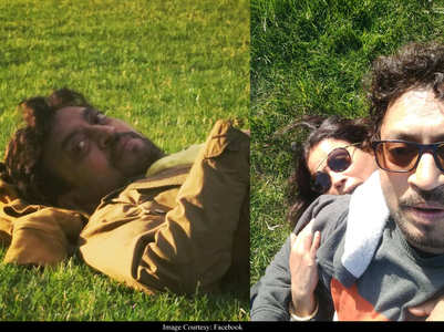 Sutapa shares rare photos of Irrfan Khan