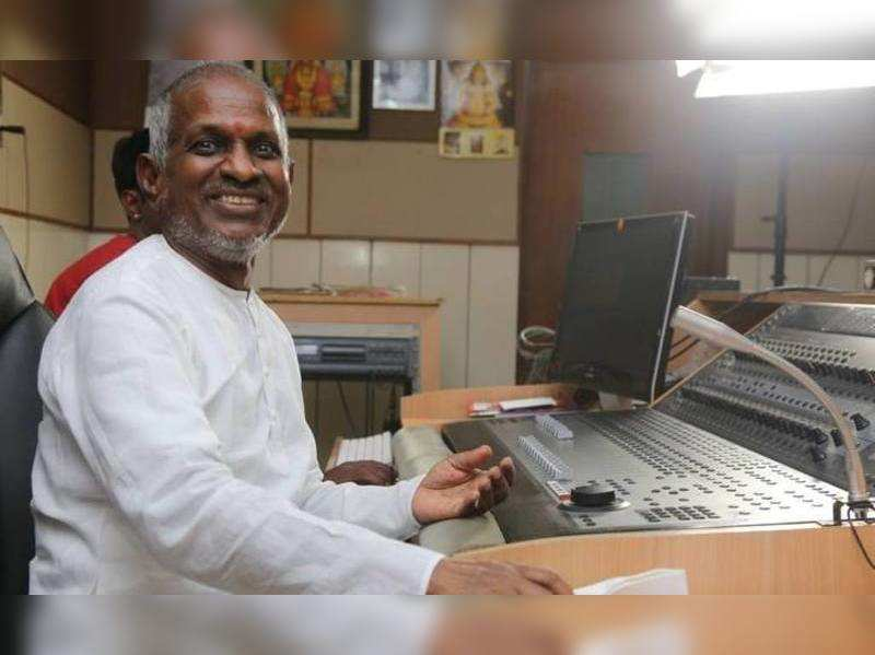 Ilaiyaraaja releases a song, Bharathbhoomi, as a tribute to COVID warriors