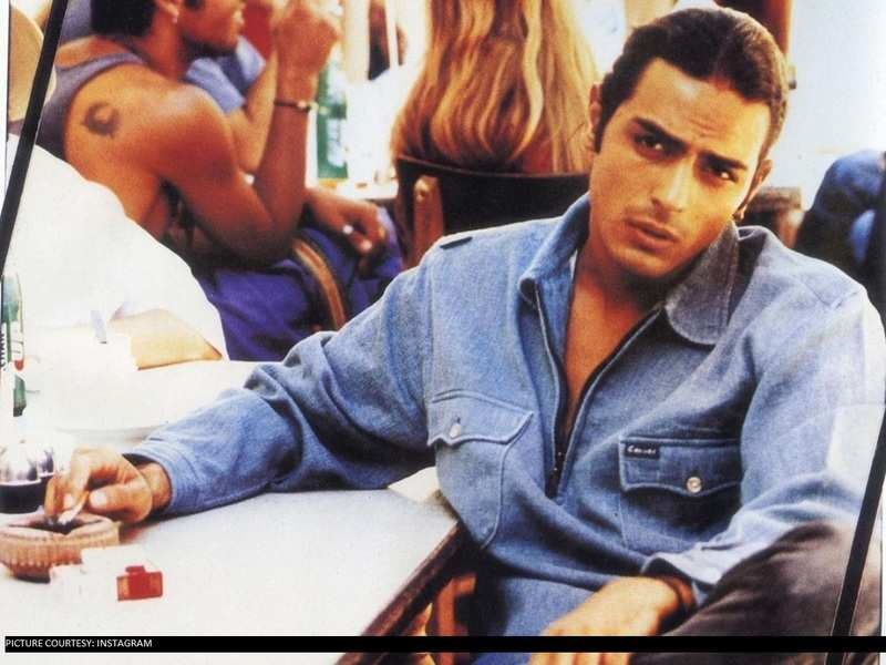 THIS picture of Arjun Rampal from his modelling days just raised the temperatures on the internet