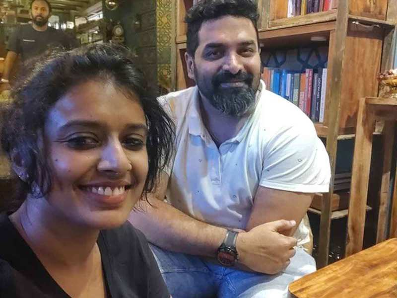 Sithara pens a sweet message for Gopi Sunder's birthday