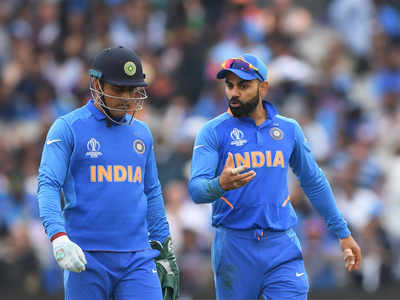 Dhoni played a 'big role' in me getting captaincy: Virat Kohli | Cricket News