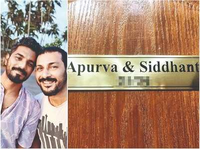 Apurva: Sid & I have families' blessings