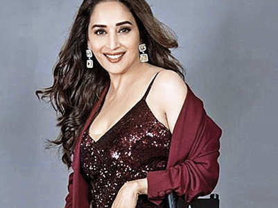 Madhuri Dixit on her passion for singing