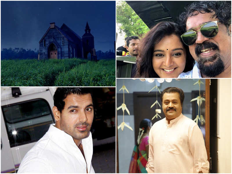 Mollywood roundup: Dismantling of the 'Minnal Murali' set to Suresh Gopi joining a photo sharing app, here's what made headlines this week