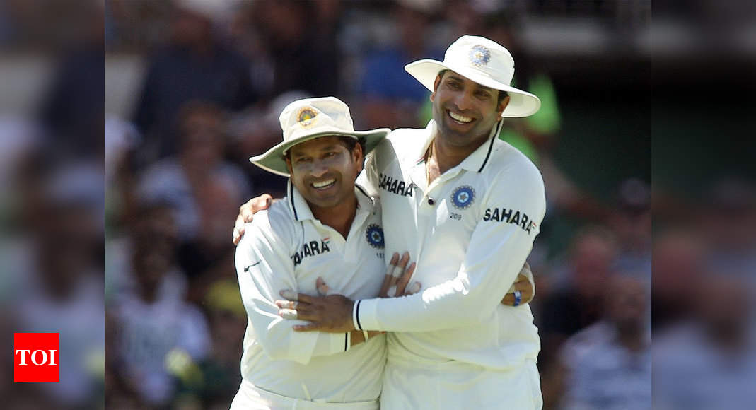 Staying grounded is one of hallmarks of Sachin Tendulkar's greatness: VVS Laxman | Cricket News – Times of India