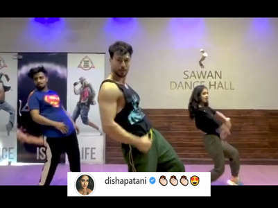 Tiger woos Disha with 'Yummy' choreography