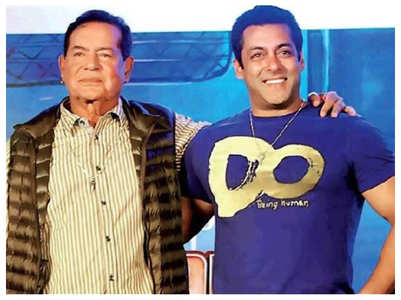 When Salim Khan stood outside Salman's class