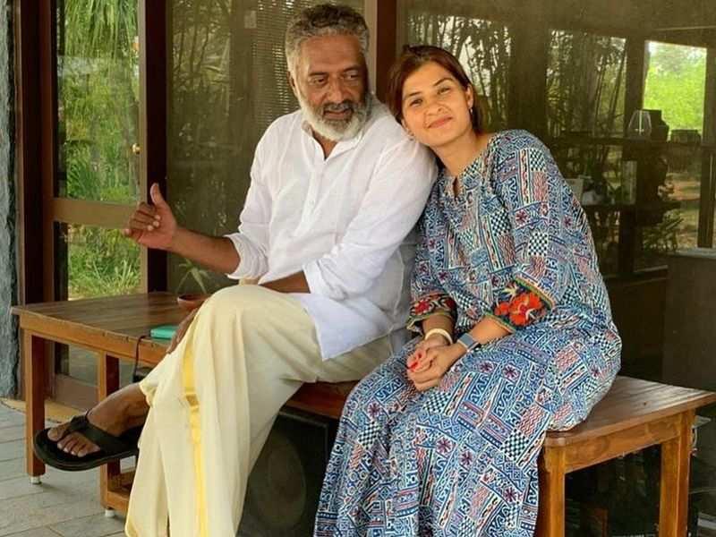Prakash Raj enjoys nature with family at farm house