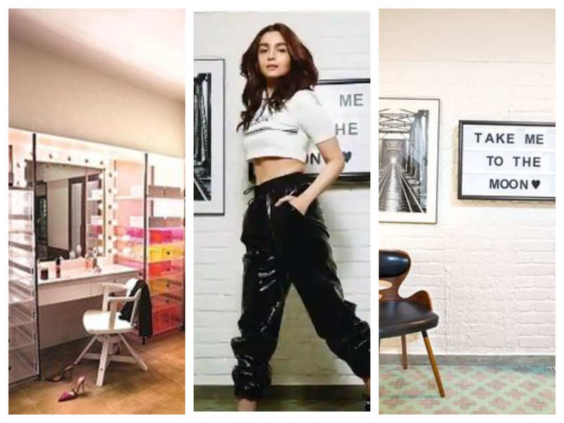 Alia Bhatt gives us a sneak peek into her cosy and captivating house and it is sure to make you green with envy!