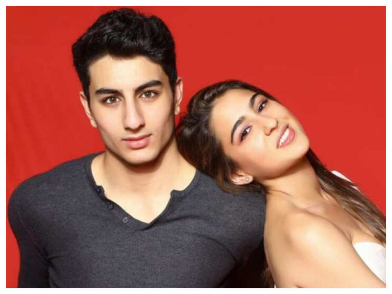Watch: Sara Ali Khan's throwback video enacting a scene with brother Ibrahim Ali Khan is simply unmissable!