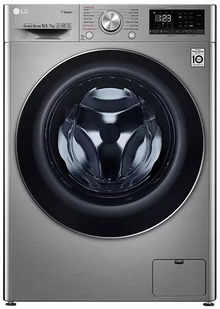 LG 10.5/7.0 Kg Inverter Wi-Fi Fully-Automatic Front Loading Washing Machine (FHD1057SWS, Silver VCM, AI DD)