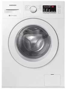 Samsung WW61R20GLMW Front Loading Washing Machine with Diamond Drum & Ceramic Heater 6.0 Kg