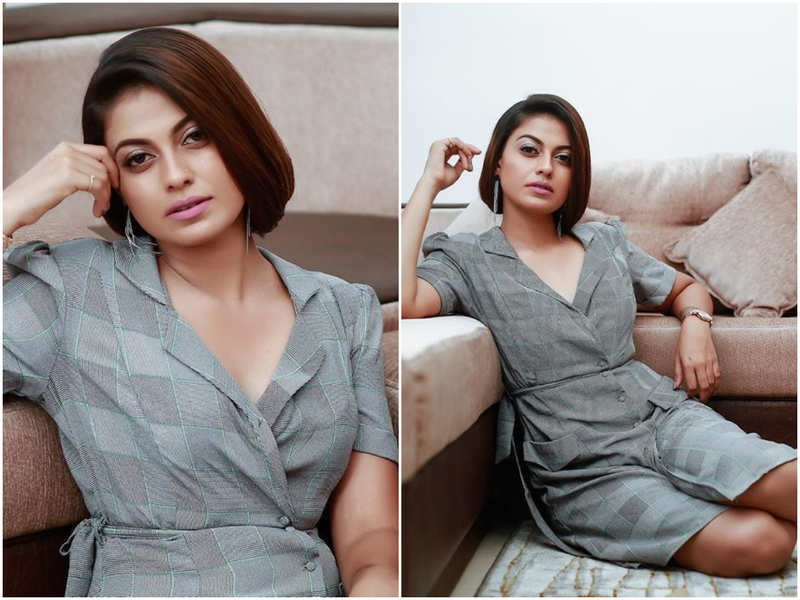 Anusree goes for an uber-cool makeover; says she is attempting to challenge herself and break the stereotypes