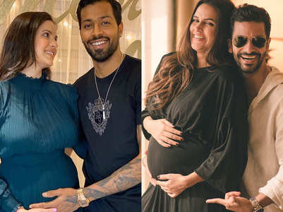 Celebs' cute pregnancy announcements