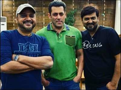 Salman & Sajid-Wajid's 2-decade long bond