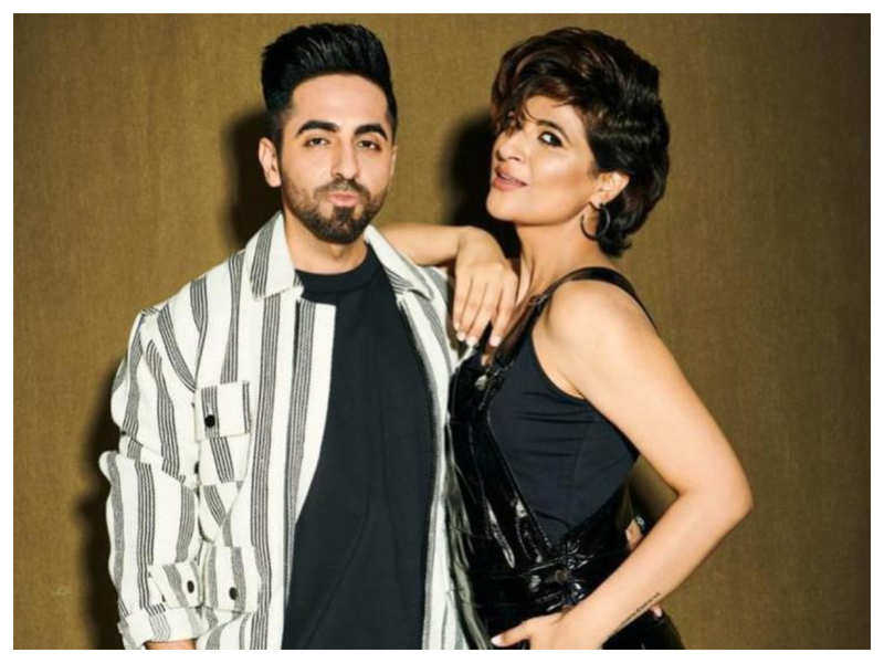"""Exclusive! """"I need to earn myself a position where I deserve to direct him"""", says Tahira Kashyap on the possibility of directing Ayushmann Khurrana"""