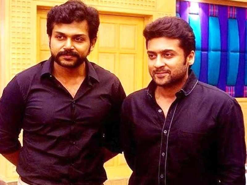 Suriya and Karthi to play lead roles in the Tamil remake of THIS Malayalam blockbuster?