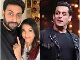 When Salman Khan talked about Aishwarya Rai Bachchan and Abhishek Bachchan's marriage