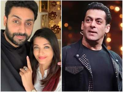 Salman Khan on Aish-Abhishek's marriage