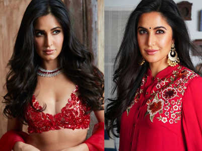 5 times Katrina gave bridal goals in ethnic!