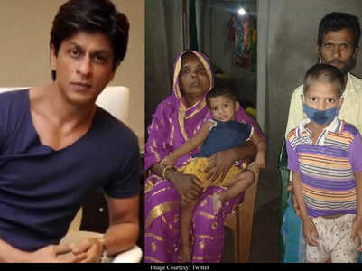 SRK supports kid from heart-wrenching clip