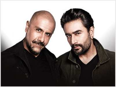 ​Vishal-Shekhar opens up on Wajid's demise