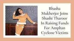 Bhasha Mukherjee Joins Shashi Tharoor In Raising Funds For Amphan Cyclone Victims