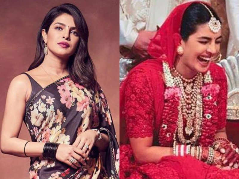5 times Priyanka Chopra and Sabyasachi Mukherjee proved they are Indian fashion's hottest muse and designer duo