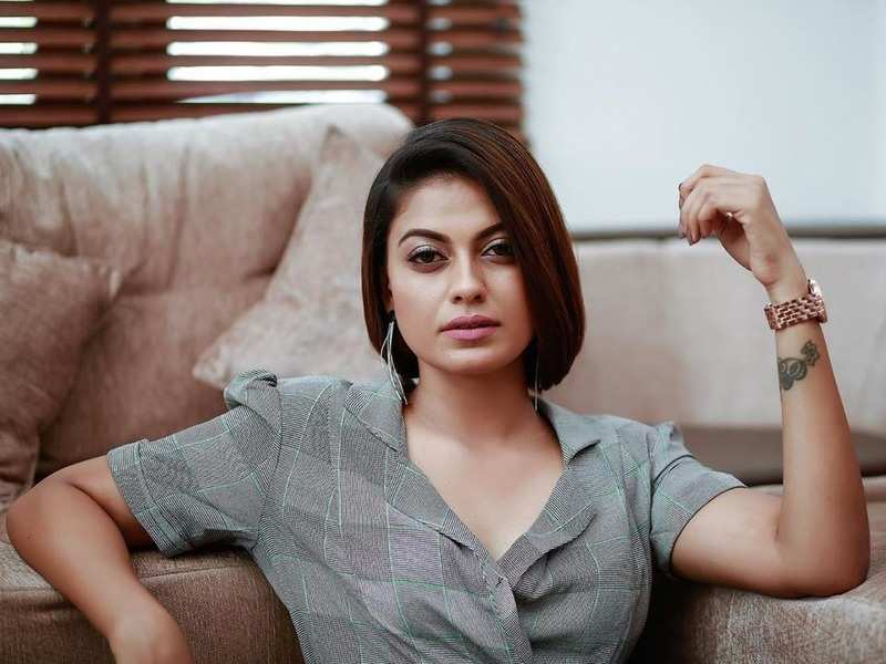 Anusree completes eight years in Malayalam film industry