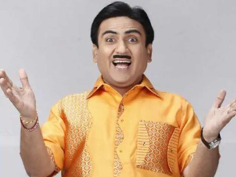 Dilip Joshi as Jethalal from 'Taarak Mehta Ka Ooltah Chashmah'