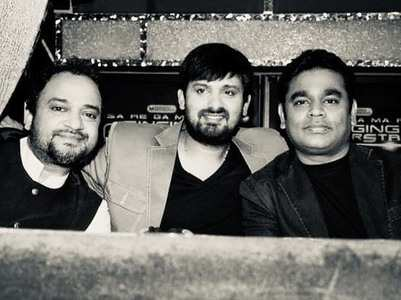AR Rahman pays tribute to composer Wajid Khan