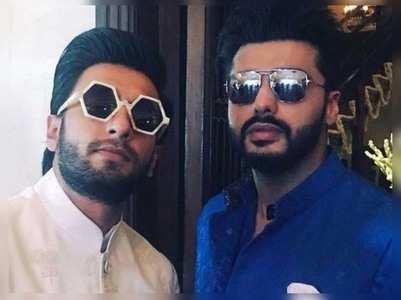 'Hera Pheri' with Ranveer on Arjun's wishlist