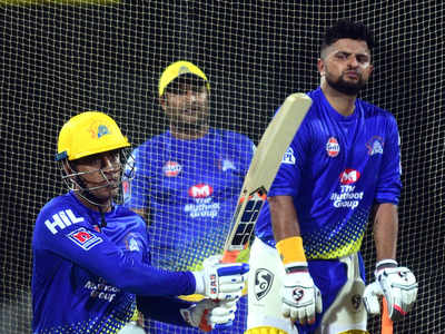 The way MS Dhoni prepared for this year's IPL was different: Suresh Raina