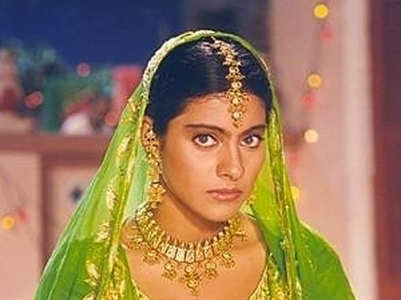 Kajol's flashback click is hilarious