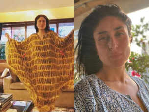 Kaftans are Kareena's summer essential during the lockdown