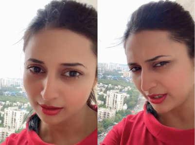 Divyanka Tripathi gets poetic