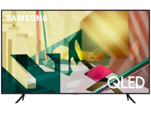 Amazon is giving $500 off on Samsung Class QLED Q70T series TV