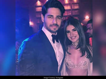 Sid-Tara look adorable in this throwback pic